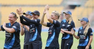 New Zealand- India (Woman)1st T20 cricket match