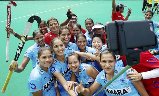 Hockey World League Semi Final Team India