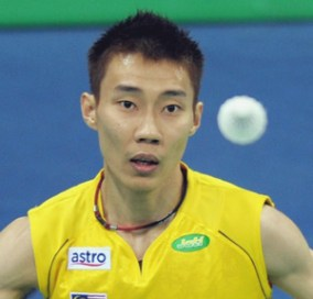 Man single badminton ranking
