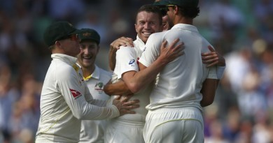 Ashes Fifth Test 2