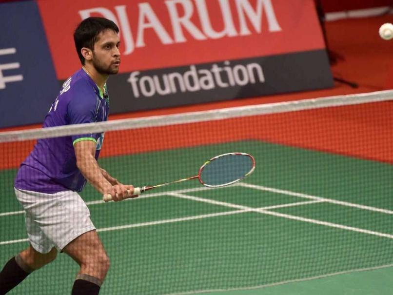 BWF World Badminton Championship kashyap