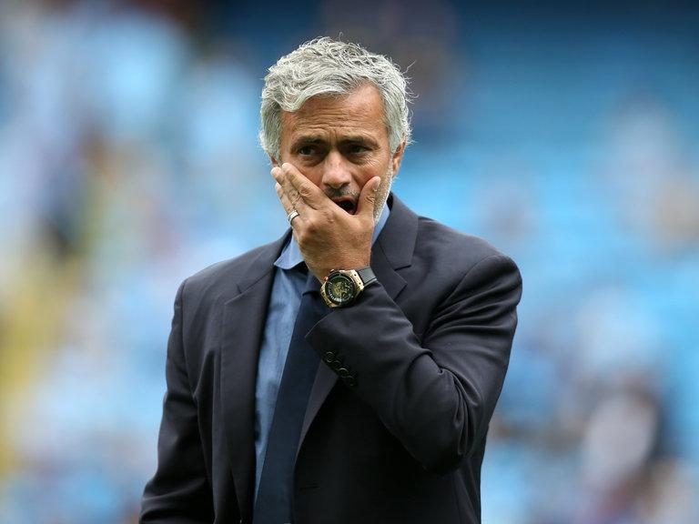 Chelsea as Jose Mourinho