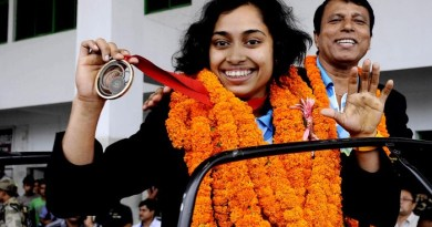 Dipa Karmakar Brings with a Bronze at 2015 Artistic Asian Gymnastics