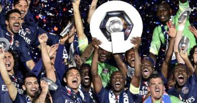 PSG French Ligue 1