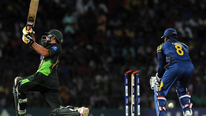 Pakistan T-20  vs sri lanka