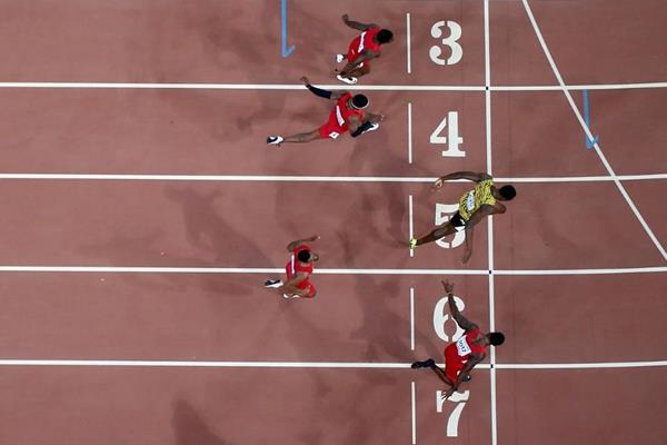 Usain Bolt record