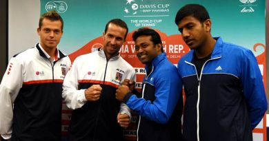 Davis Cup World team india