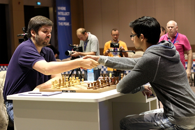 World Chess Cup event