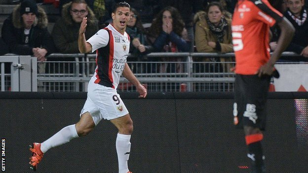 Hatem Ben Arfa became akin to an outcast