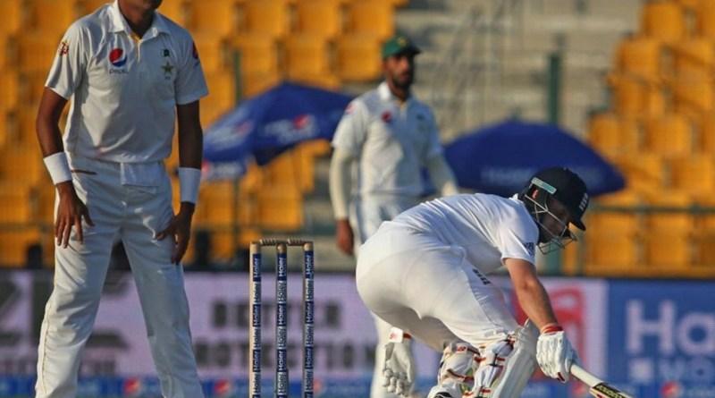 Pakistan and England 2015