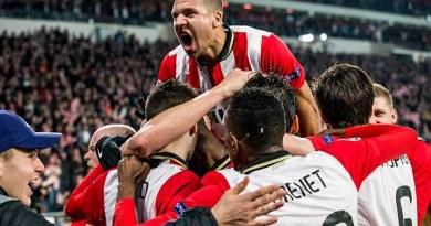 PSV Champions League