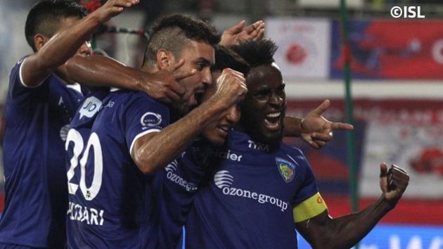 Chennaiyin FC 2015 ISL