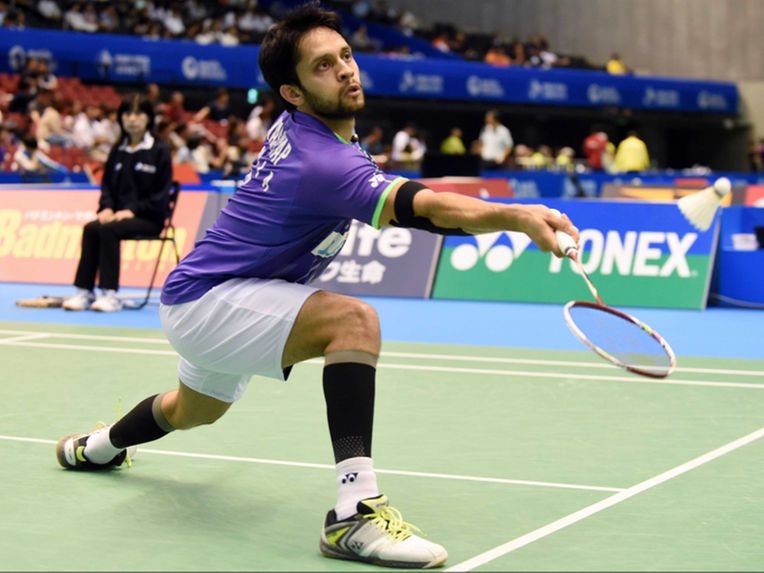parupalli-kashyap-Indian Badminton