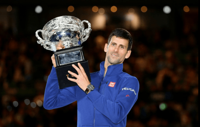 DjokerNole captures his 11th Grand Slam title