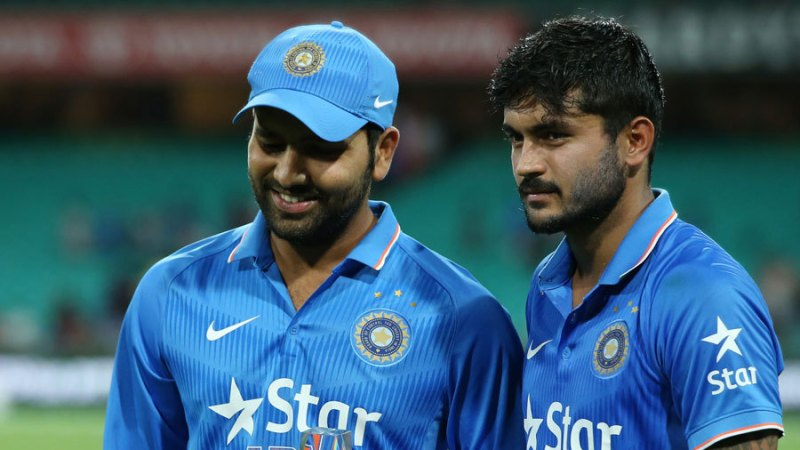 Manish Pandey & Rohit