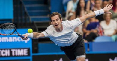Murray Beats Raonic