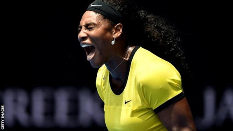 Serena Beats Sharapova