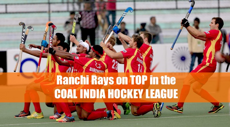 2016 Coal India Hockey India League