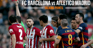 TALKING POINTS OF THE FCB-ATM MATCH