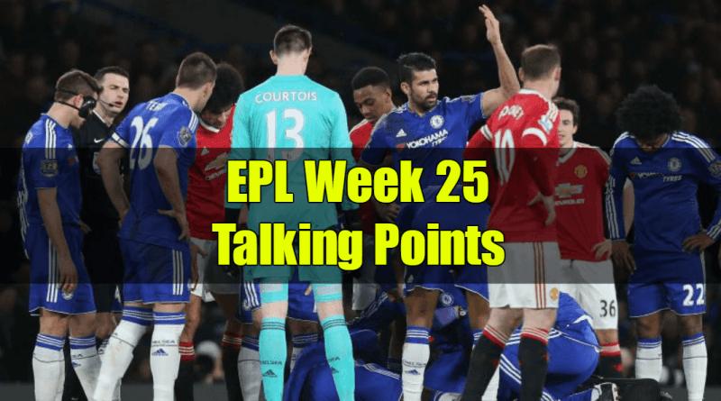 Premier League weekend