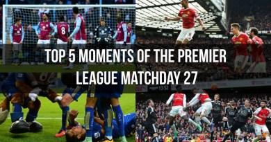 Premier League matchday