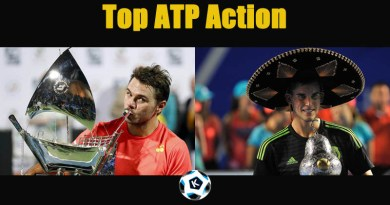 Top ATP Action