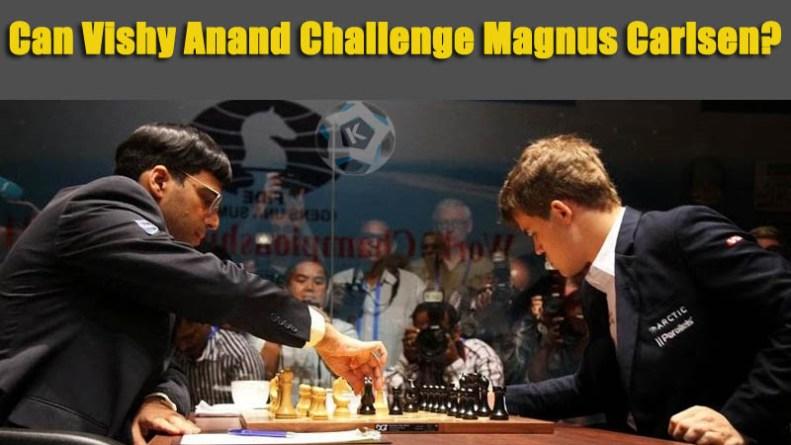 Vishy Anand vs magnus