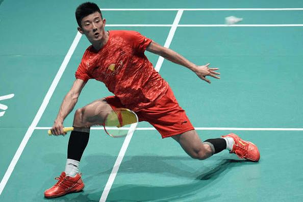 Badminton shuttler