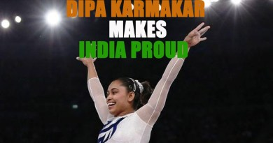 Dipa Karmakar Makes India Proud Takes the Road to Rio as Qualified Artistic Gymnast copy