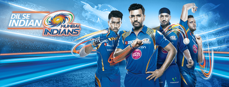 IPL 2016 - Team Watch mumbai indians