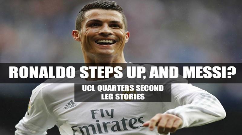 Real-Madrid-v-UCL Semifinals