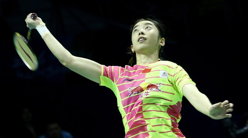 Uber Cup Title
