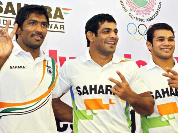 Who Out of Narsingh Yadav & Sushil Kumar