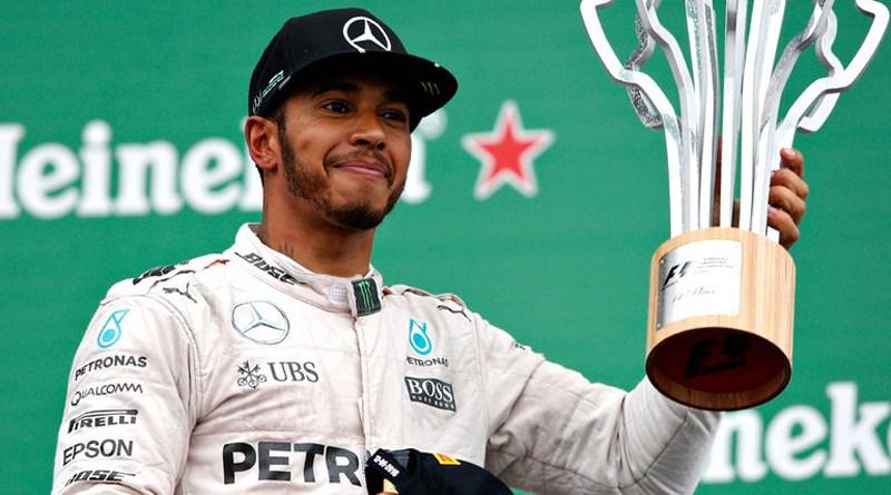 Hamilton Wins