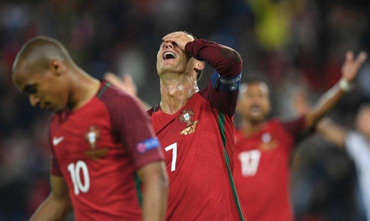 Ronaldo E2016 aus