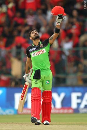 Virat Kohli most centuries in IPL