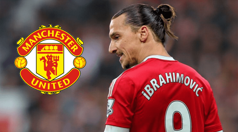 Zlatan Joins Manchaster United