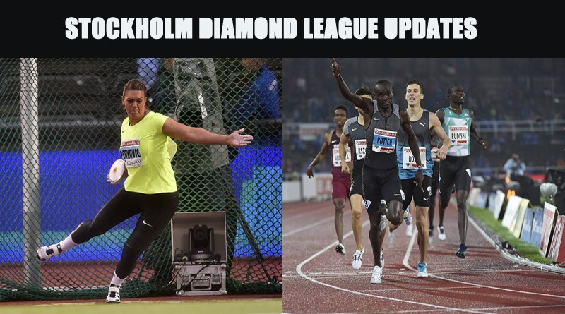 Stockholm Diamond League