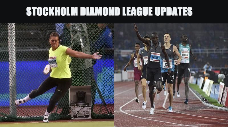 Stockholm Diamond League