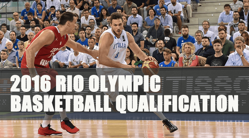 2016 Rio Olympic Basketball Qualification