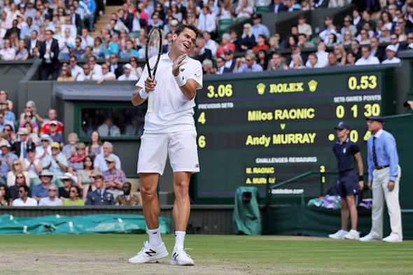 Andy Murray vs Ronic