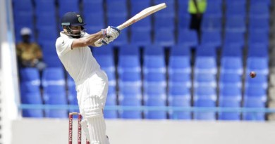 Virat Kohli double century WI 2016