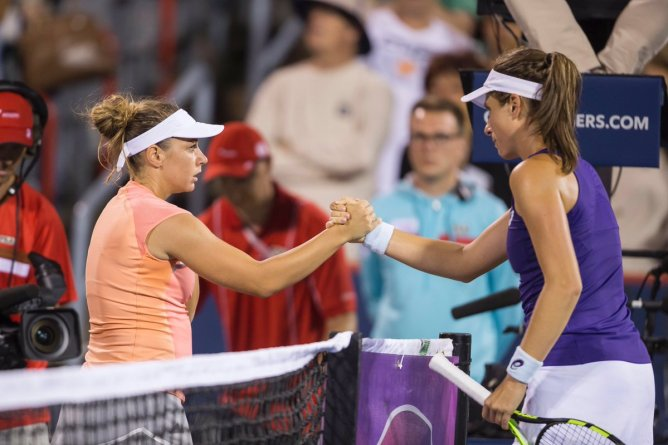 WTA ROGERS CUP