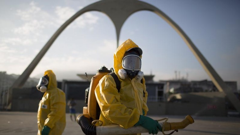 Zika Virus and Other Threats Refuse to Relent with 2016 Rio