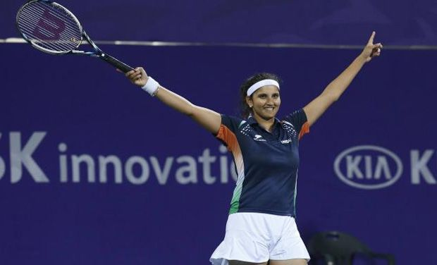india at rio olympics _sania Mirza