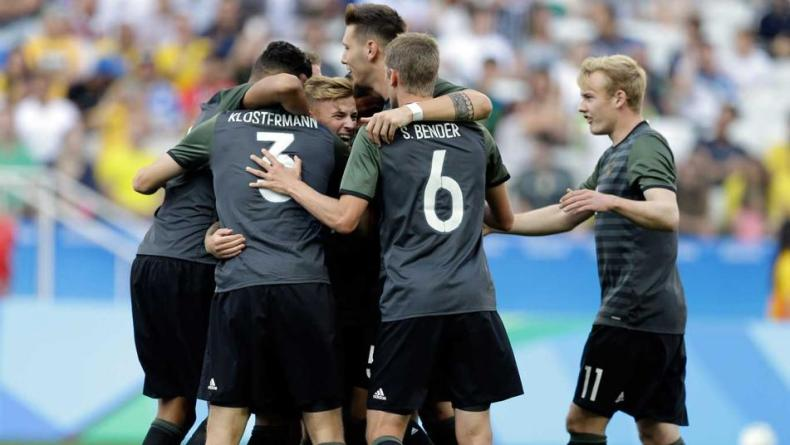 Gold Clash with Germany at Rio