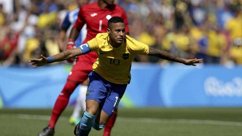 Brazil vs Germany Rio