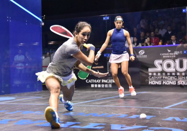 Hong Kong Open Squash Tournament