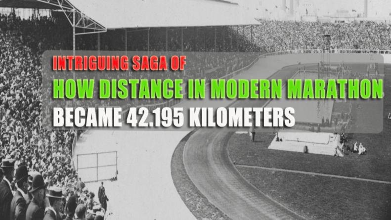 Intriguing Saga of How Distance in Modern Marathon Became 42.195 Kilometers copy