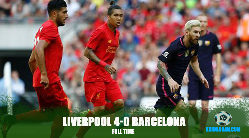 Liverpool vs barc